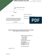 Lohan v. Rockstar Case