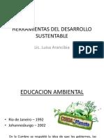 Herramientas Del Desarrollo Sustentable