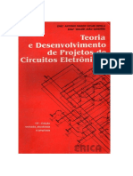teoria e desenvolvimento de projetos de circuitos eletrônicos.pdf