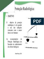 Aula PR e Efeito Biologico Modo de Compatibilidade