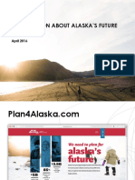 A Discussion About Alaska's Future