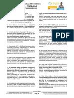 Bateria Gab 1 de 2014 - Cespe - 50 Questões - Pf Adm - Toda Matéria - Gabarito