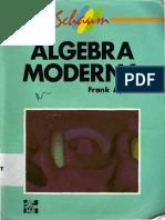 Schaum Frank Ayres Algebra Moderna PDF