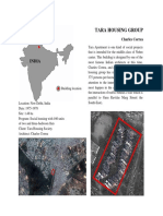 Tara Appartment Housing Analysis