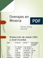 Exposicion Drenaje Acido Roca