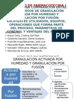 GRANULACION activada humedad y fusion pptx.pptx