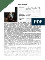 Biografía-Isaac Newton.doc