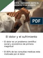El Médico y El Enfermo Ante El Sufrimiento