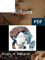 project 2  religion
