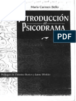 Libro Psicodrama
