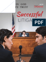 2016 Milwaukee Successful Litigation