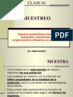 CLASE 06 MUESTREO.pptx