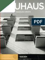 DROSTE, M. La Bauhaus 1919-1933. Reforma y Vanguardia