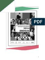 Encuesta Nacional de Consumo de Drogas en Estudiantes del Instituto Nacional de Psiquiatría Ramón de la Fuente (CP)