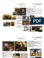 CuadroSinóptico 6  ARTE Neoclásico Romanticismo Realismo_Atenea De La Cruz Brito