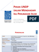 UNDP Clim Change