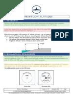 SPP APC Minimum Flight Altitude