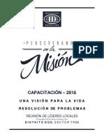 2016-04-16-UNA VISIÓN PARA LA VIDA REUNIÓN LIDERAZGO-Sector 3-DTO 2-Alumno