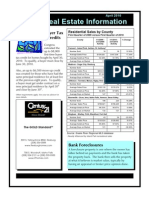 Local Real Estate Information - 1st Quarter 2010