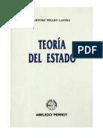 Arturo Pellet - Teoria Del Estado