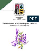 BIOQ220-Herramientas Bioinformáticas Para El Estudio de Proteínas