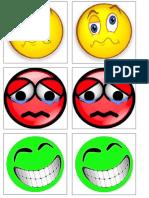 Traffic Light Smiley Face
