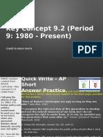 Key-Concept - 9 . 2 . II - 1980 - Present - dol.pptx