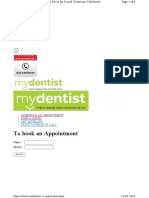 Https Www.mydentist.co.in Pricelist