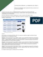 Instrumentos Para La Proteccion Electrica
