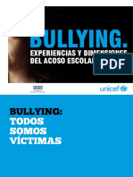 Folleto Bullying Unicef