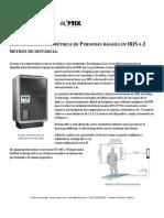 Inblay - Identificación Automática de IRIS 2 Metros