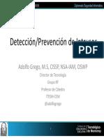 9 IDS Sistemas Detección Intrusos