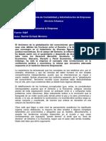 Derecho, Economia y Empresa