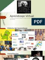 Aprendizaje virtual1