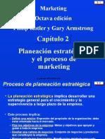 02 Planeacion Estratégica y El Proceso de Marketing