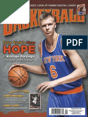 Beckett Basketball - February 2016 pdf | Basketball Teams | Sports