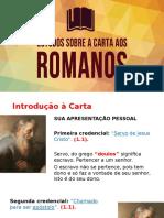 Estudo de Carta aos Romanos