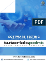 Testing Tutoial