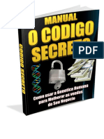 Manual Codigo Secreto Generic 2015xxxxx