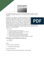 Tipos de Corrosión - Uniforme y Galvánica
