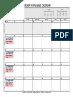 2016 LWG Calendar_Revised 4-26-16