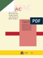 Informe técnico A-009/2014