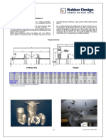 Documentation Stainless Steel Bellows