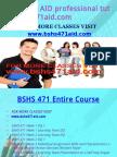 BSHS 471 AID Professional Tutor Bshs471aid.com