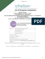 certificate3 - echelon