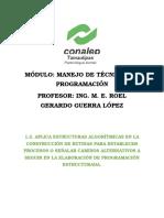 Proyecto - Estructuras Algorítmicas