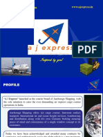 AJ Express Co Profile