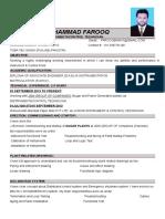FAROOQ CV