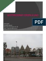 Historiografi Eropa Kuno