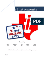 texas instruments proposal